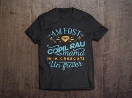 Copil rau [tricou]