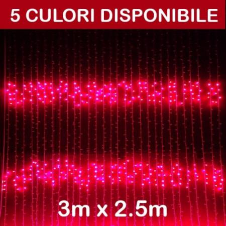 PERDEA LUMINOASA CU 504LED, 3M X 2.5M (LXH), DEC504LFTLALL