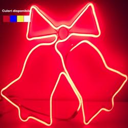 FIGURINA CLOPOTEI, BANDA LED, EXTERIOR, DECFCL50