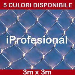 PLASA LUMINOASA IPROFESIONAL, 3M X 3M, EXTERIOR, IDEC20833FALALL
