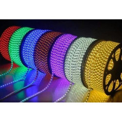 TUB LUMINOS LED, 20M, 8 JOCURI DE LUMINI, EXTERIOR, DEC48LTUBL