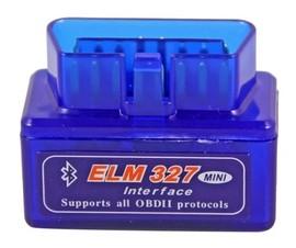 ELM327 BLUETOOTH MULTIPROTOKOLL diagnosztika mini kép