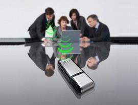 USB hangrögzítő ( AGC elektronikával ellátott ) 6 órás felvételi idő 1 töltéssel kép