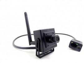 Mini IP wifi kamera 1280 x 960P 1.3 megapixeles kép