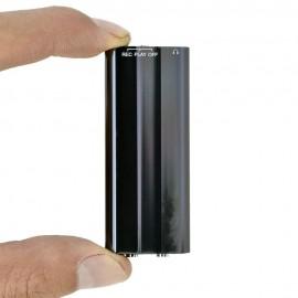 Mini diktafon hangra aktíváló 16gb 30-40 óra üzem idő! (Tápról üzemelve 160óra) kép
