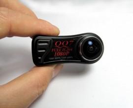 Mini full hd kamera mozgásdetektoros 1080p 30fps 720p 60fps kép