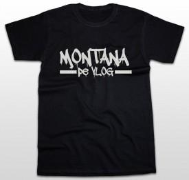 Montana pe vlog [Tricou] *LICHIDARE STOC*