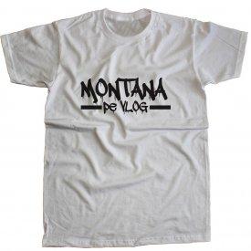 Montana pe Vlog - Tricou