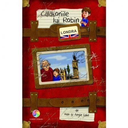 Călătoriile lui Robin. Londra - Ken şi Angie Lake
