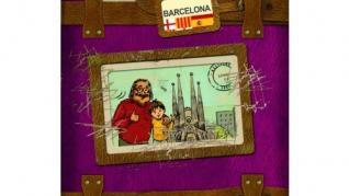 Călătoriile lui Robin. Barcelona - Ken şi Angie Lake