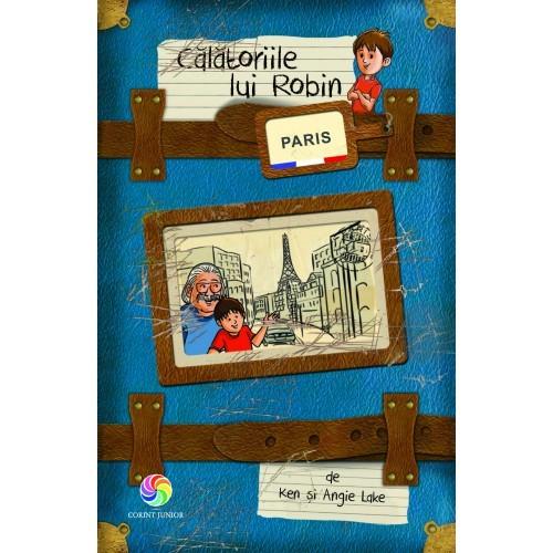 Călătoriile lui Robin. Paris