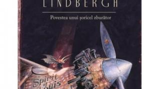 """""""Lindbergh. Povestea unui soricel zburator"""" - Torben Kuhlmann"""