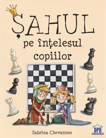 Sahul pe intelesul copiilor - Sabrina Chevannes