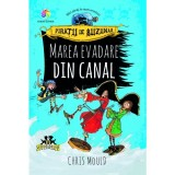 Piratii de buzunar vol.II Marea evadare din canal - Chris Mould