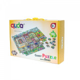 Giant Puzzle with Bees, 100 cm x 70 cm, 150 piese