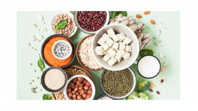 Proteinele vegetale componente de baza ale hranei