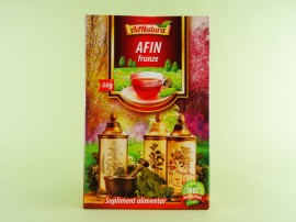 Ceai din frunze de afin ADNATURA (50 g)