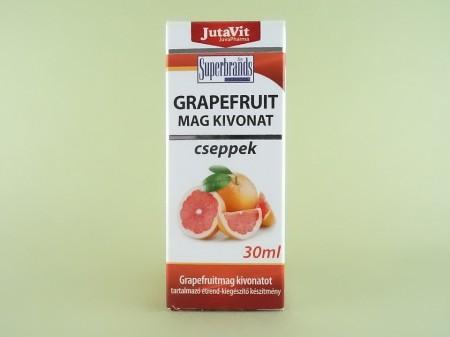 Extract de seminte de grapefruit JutaVit