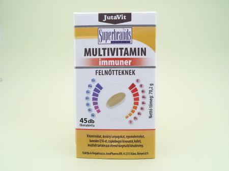 Multivitamine Immuner pentru adulti  Juta Vit    JUVAPHARMA Kft.