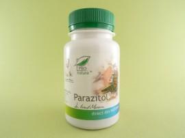Parazitol PRO NATURA (60 de capsule)