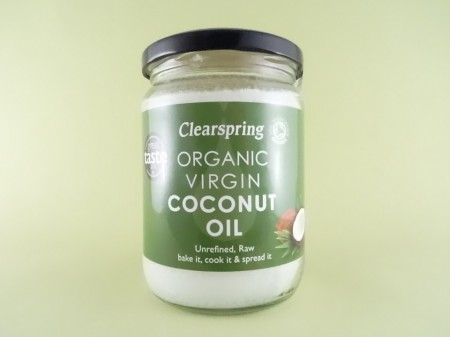 Ulei de cocos virgin organic CLEARSPRING