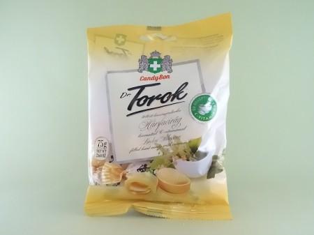Bomboane cu extract din flori de tei si vitamina C    Dr.Torok