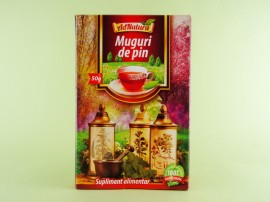 Ceai din muguri de pin ADNATURA