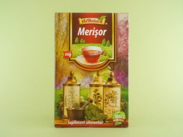 Ceai merisor ADNATURA (50 g)