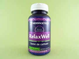 Relax Well  HERBAGETICA