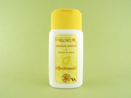 Apidermin emulsie antirid cu laptisor de matca COMPLEX APICOL
