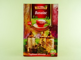 Ceai busuioc ADNATURA (50 g)