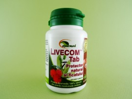 Livecom Tab (100 tablete)