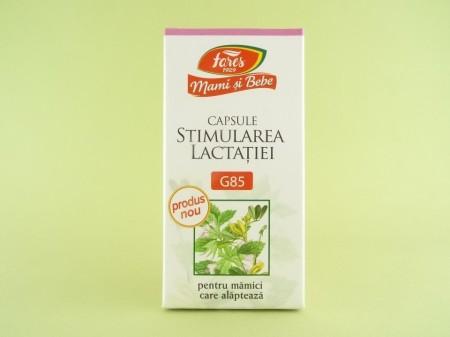 Stimularea lactatiei FARES