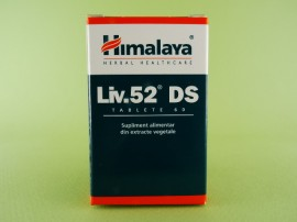 Liv.52 DS HIMALAYA (60 de tablete)