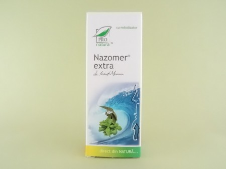 Nazomer extra spray nazal PRO NATURA