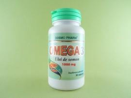 Omega 3 Ulei de somon 1000 mg  COSMO PHARM
