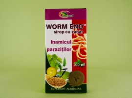 Poze Sirop Worm End   (100 ml)
