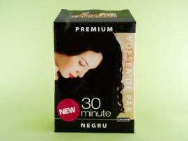 Vopsea de par Premium negru SONIA HENNA