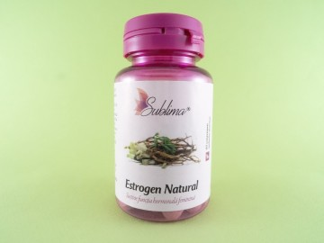 Estrogen Natural DACIA PLANT