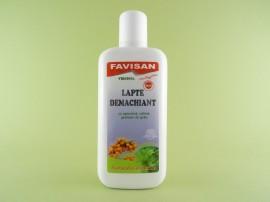 Lapte demachiant bio FAVISAN