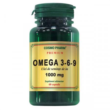 Omega 3-6-9 1000 mg COSMO PHARM