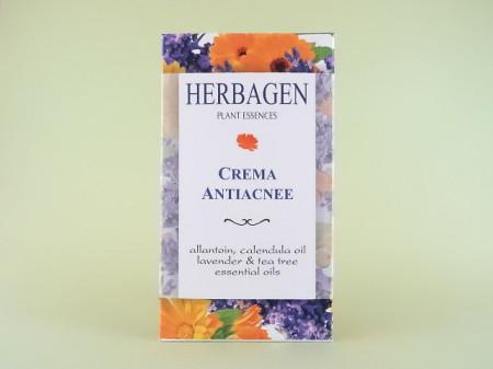 Crema antiacnee  HERBAGEN    GENMAR COSMETICS -1                              S