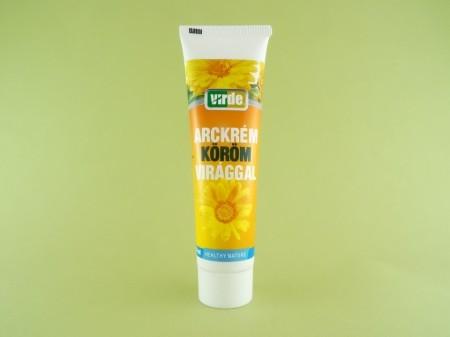 Crema de fata cu extract de galbenele VIRDE