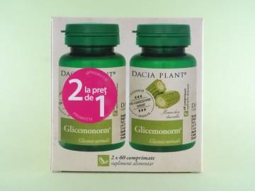 Glicemonorm DACIA PLANT