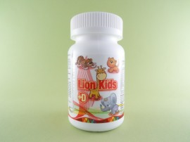 Lion Kids + D  CALIVITA INTERNATIONAL