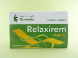 Relaxirem Forte   LABORATOARELE  REMEDIA