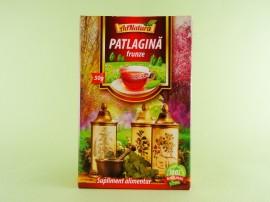 Ceai din frunze de patlagina  ADNATURA