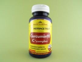 Curcumin 95 C3 complex HERBAGETICA
