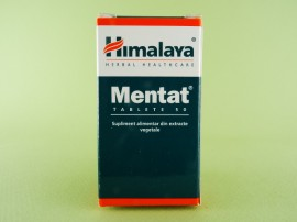 Mentat HIMALAYA (50 de tablete)