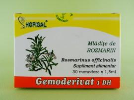 Mlădite de rozmarin - gemoderivat HOFIGAL